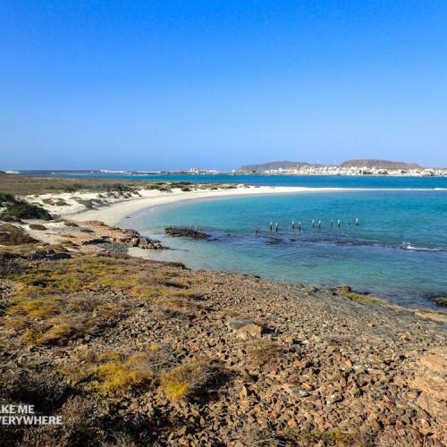 Praia de Isla de Sal Rei