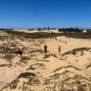 Dune around Aracaju
