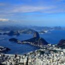 Beautiful view point Cristo Redentor