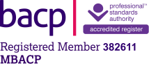 Privacy Policy  BACP registered logo