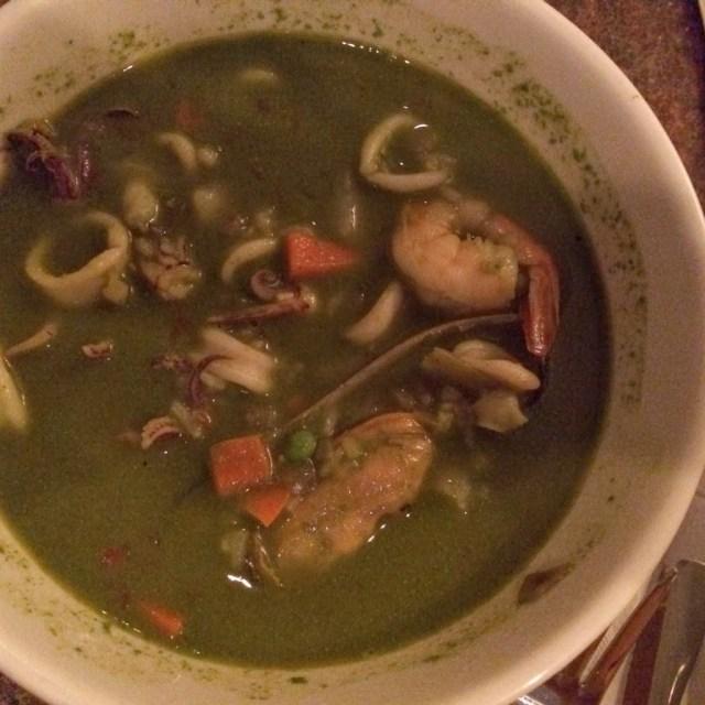 Lantana Restaurant Review: Victoria's Peruvian Cuisine