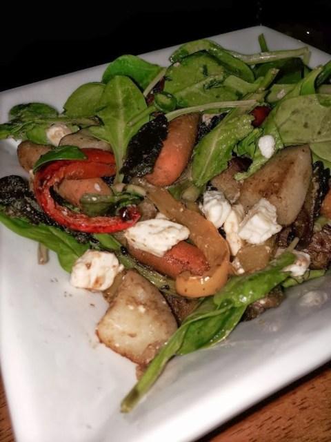 Roasted Vegetable & Potato Salad