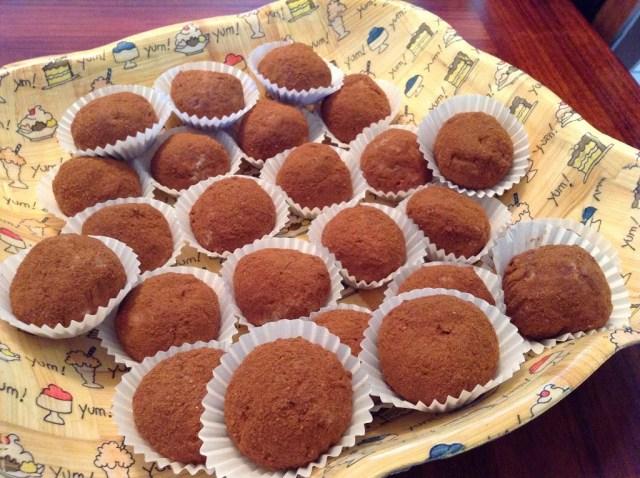 Boozy Irish Potato Candies for #StPattysDay