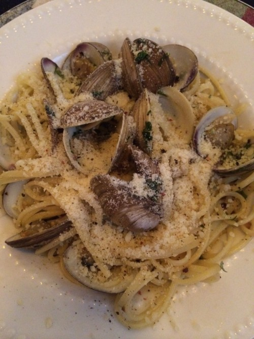"""Boca Spice"" Menu at Ristorante Sapori"