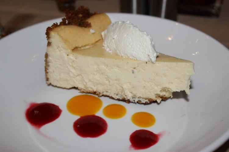 butcher block grill boca raton. goat cheese cheesecake
