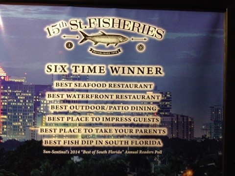 15th Street Fisheries Fort Lauderdale
