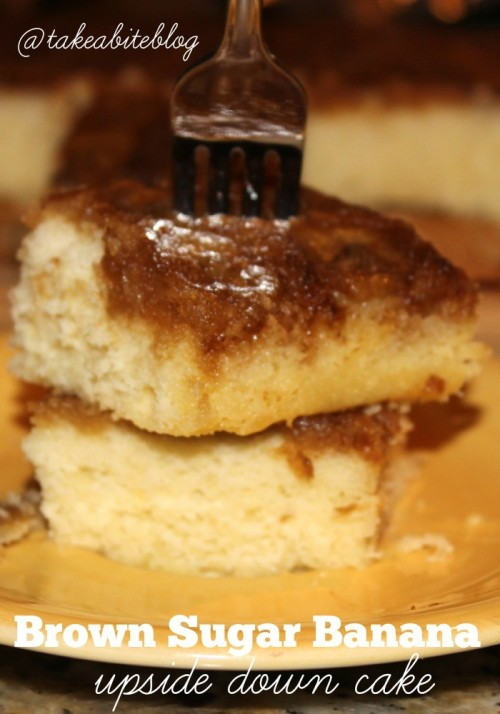brown-sugar-banana-upside-down-cake