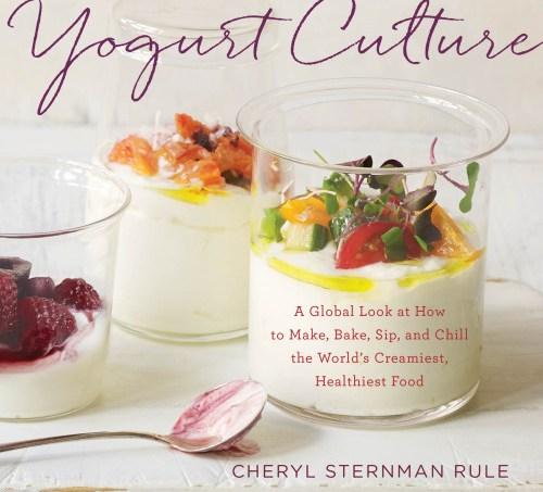 Yogurt Culture Recipe & Giveaway: Iced Almond-Lemon Loaf Cake