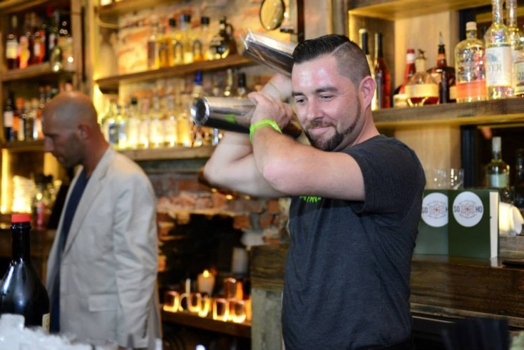Bar Brawls Week 2, David Bouchard from The Cooper