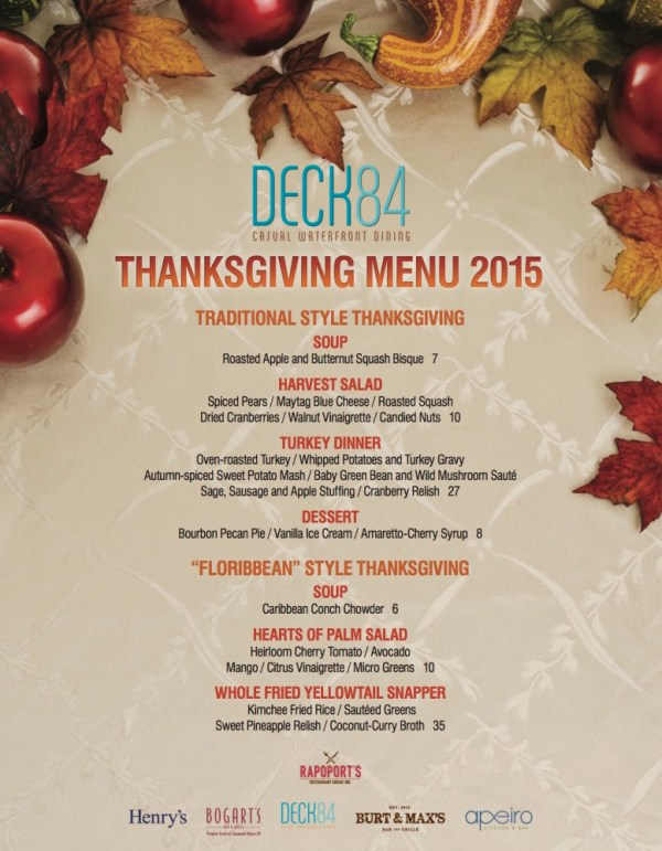 Deck 84 Thanksgiving 2015 Menu_8.5x11