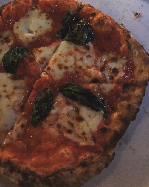 Pizza 101 at SoLita Mastino, Delray Beach