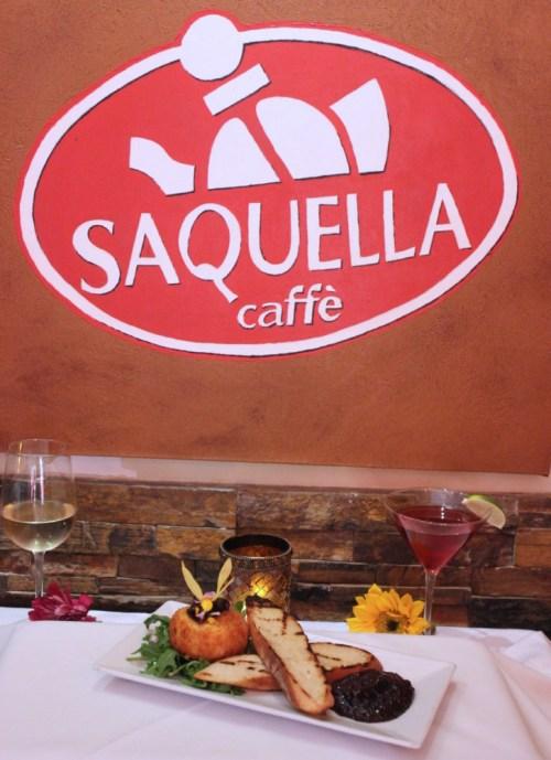 Saquella Cafe, Boca Raton