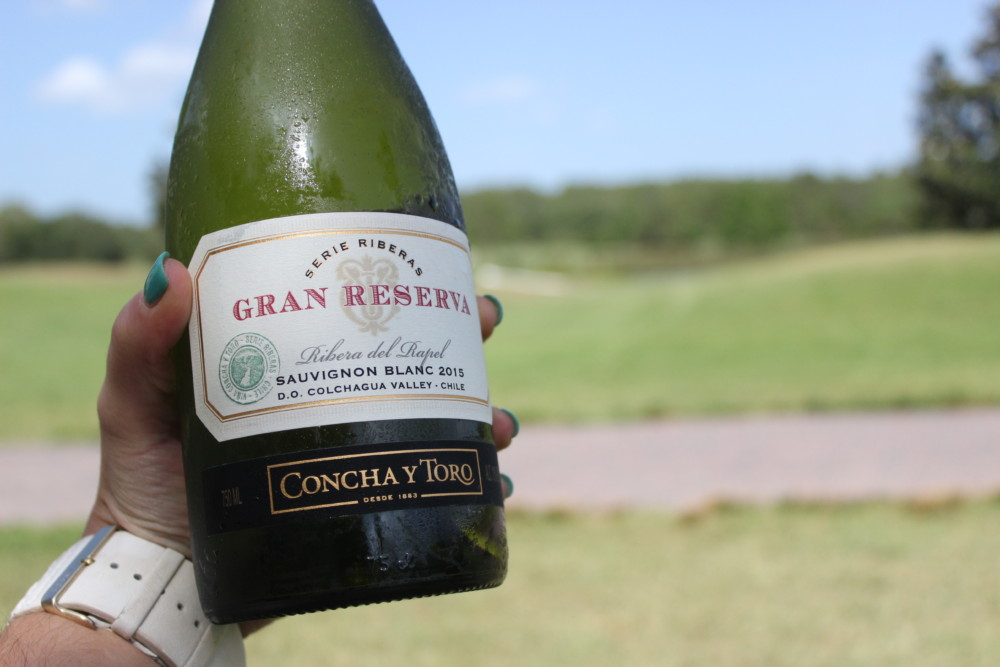 These Wines Were Made For Sipping — On the Green!