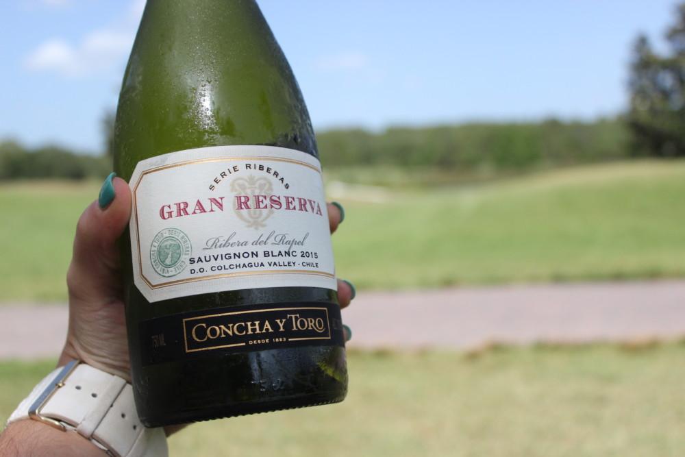 Gran Reserva Wine #GranReservaGolf