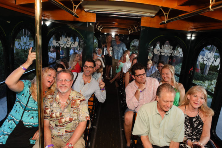 Toasts, Tastes & Trolleys, Boca Raton