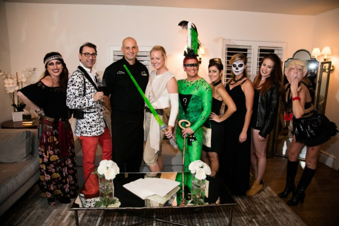 A Horror Story Halloween at The Addison in Boca Raton