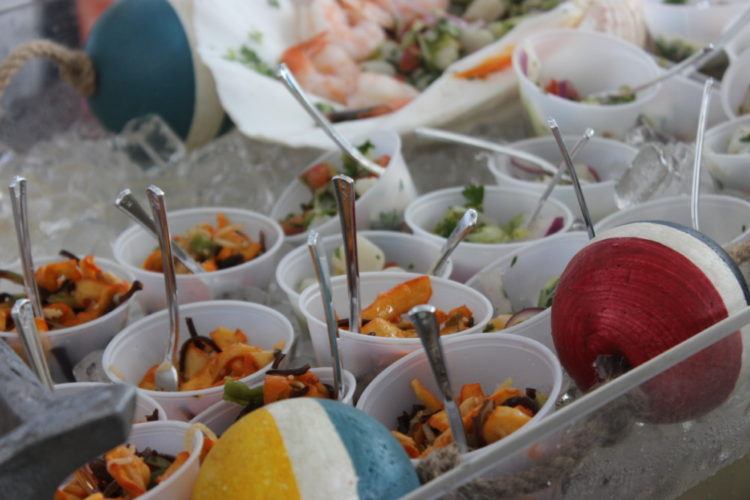 South Beach Seafood Festival Papa's Raw Bar