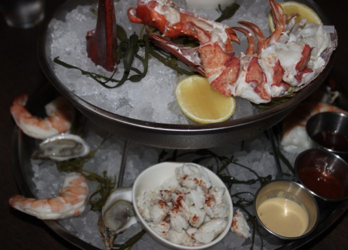 Terra Mare Fort Lauderdale Seafood Platter