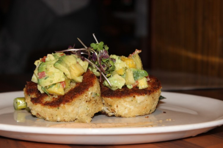 Deck 84 Delray Beach Crab Cakes
