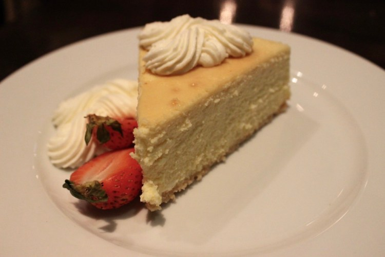 Henry's Delray Beach, Cheesecake