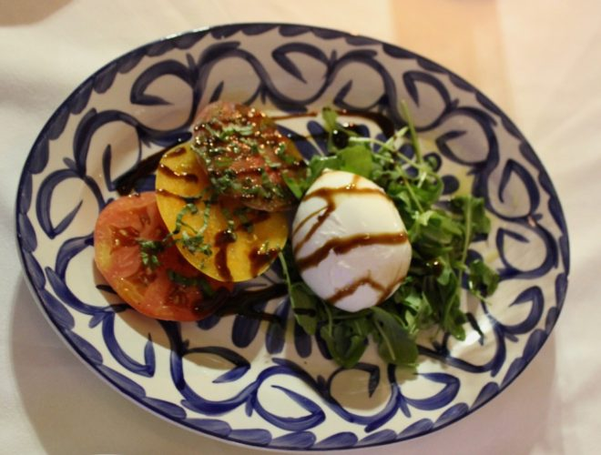 Domus Italian Restaurant and Lounge Boca Raton, Burrata