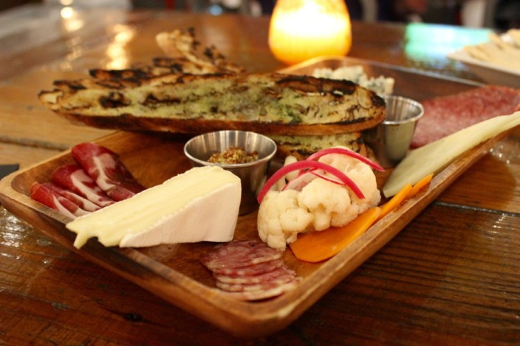 CWS Kitchen + Bar Lake Worth, Cheese and Charcuterie