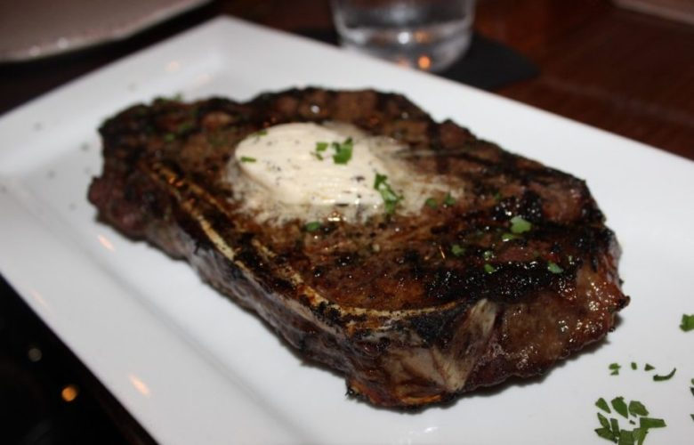 CWS Kitchen + Bar Lake Worth, Signature Steak
