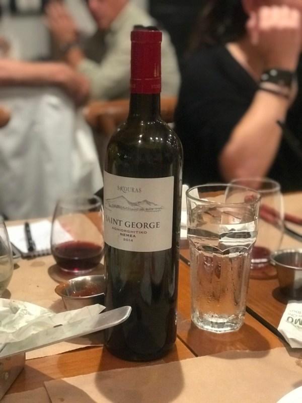 Oliv Pit Boca Raton, Greek Wine
