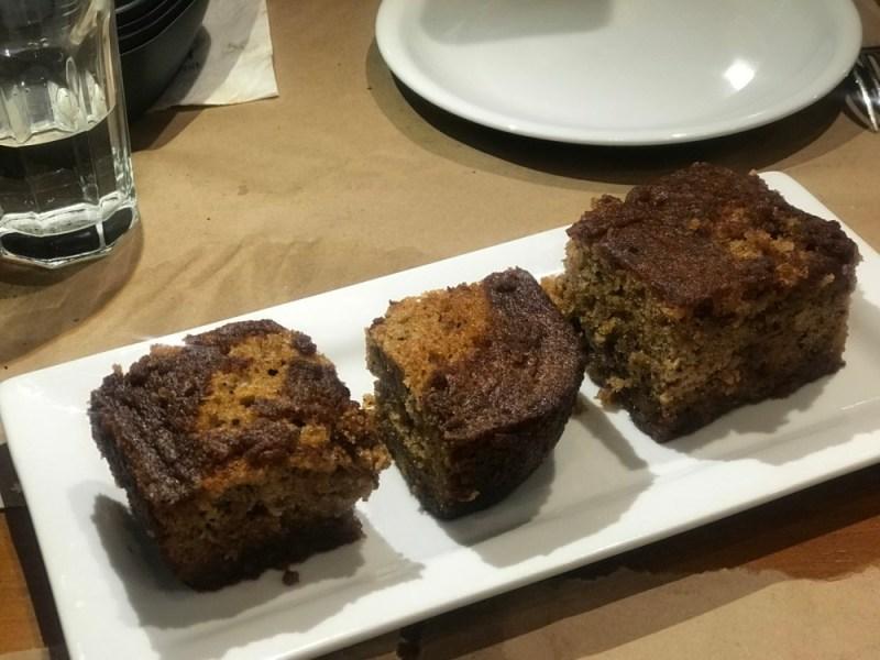 Oliv Pit Boca Raton, Walnut Cake