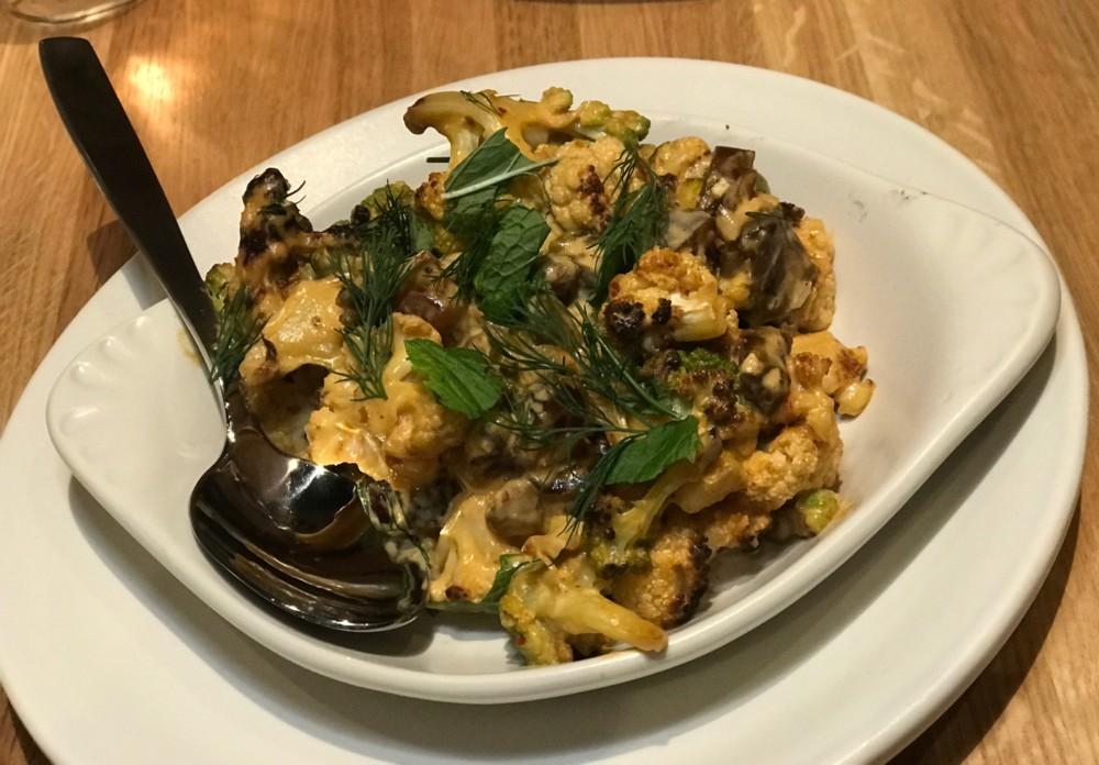 True Food Kitchen Boca Raton, Charred Cauliflower
