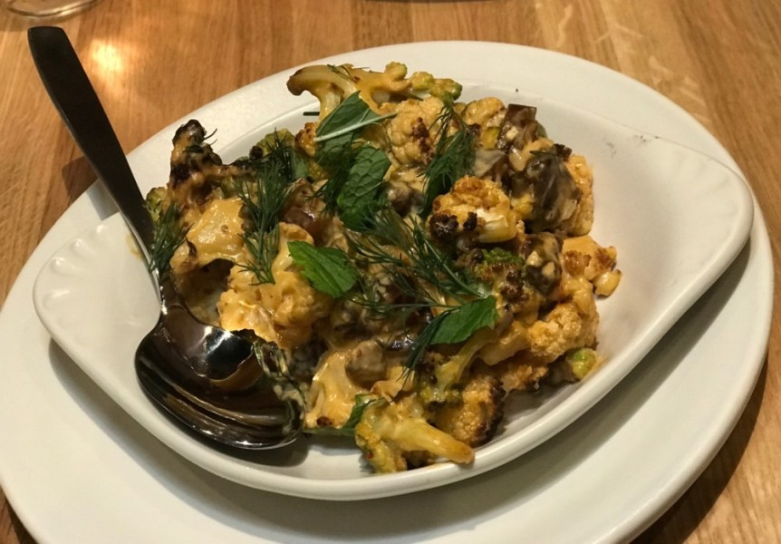 True Food Kitchen Boca Raton, Charred Cauliflower