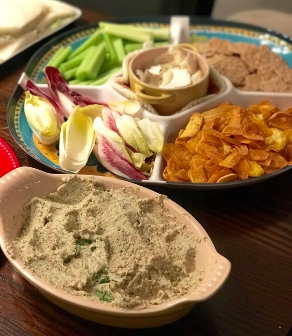 Dairy-, Egg- and Gluten-Free Smoked Fish Dip