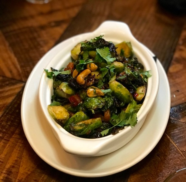 Square One Restaurant Boca Raton, Brussels Sprouts