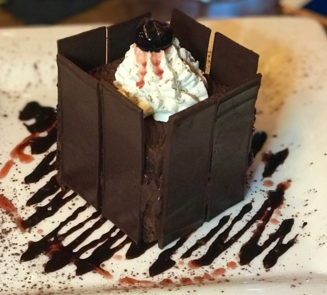 Square One Restaurant Boca Raton, Chocolate Cake