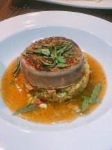 Farmer's Table Boca Raton, Seared Atlantic Tuna
