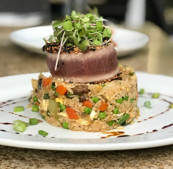 Henry's Delray Beach, Sesame-Seared Tuna