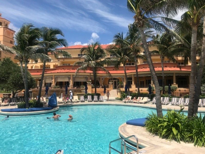 Eau Palm Beach Resort & Spa, Pool View