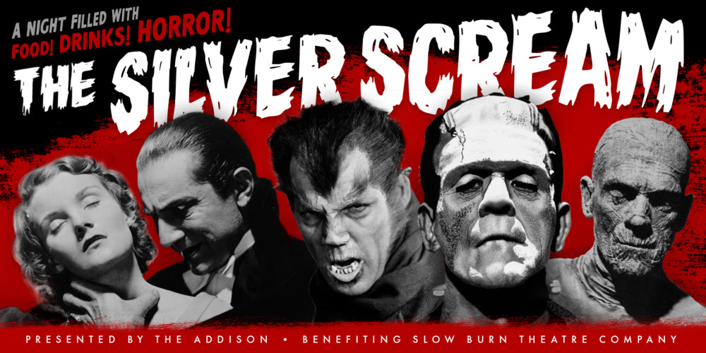 "Celebrate Halloween on ""The Silver Scream"" at the Addison"