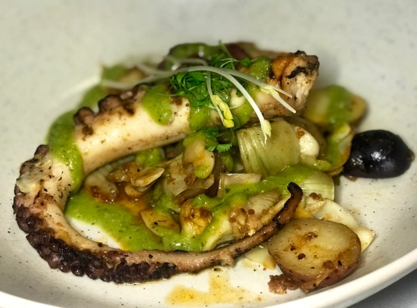 The Venu West Boynton Beach, Grilled Octopus