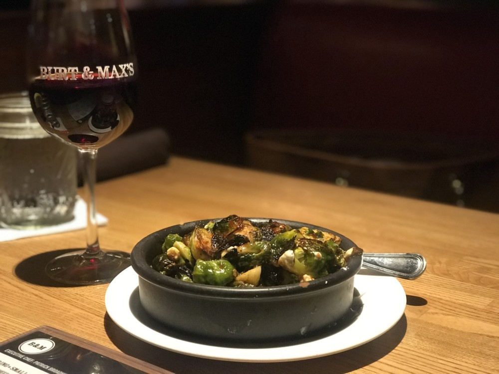 Burt & Max's Delray Marketplace, Crispy Brussels Sprouts