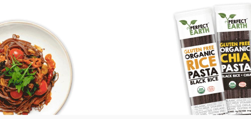 Perfect Earth Foods Organic Rice Pasta Pad Thai