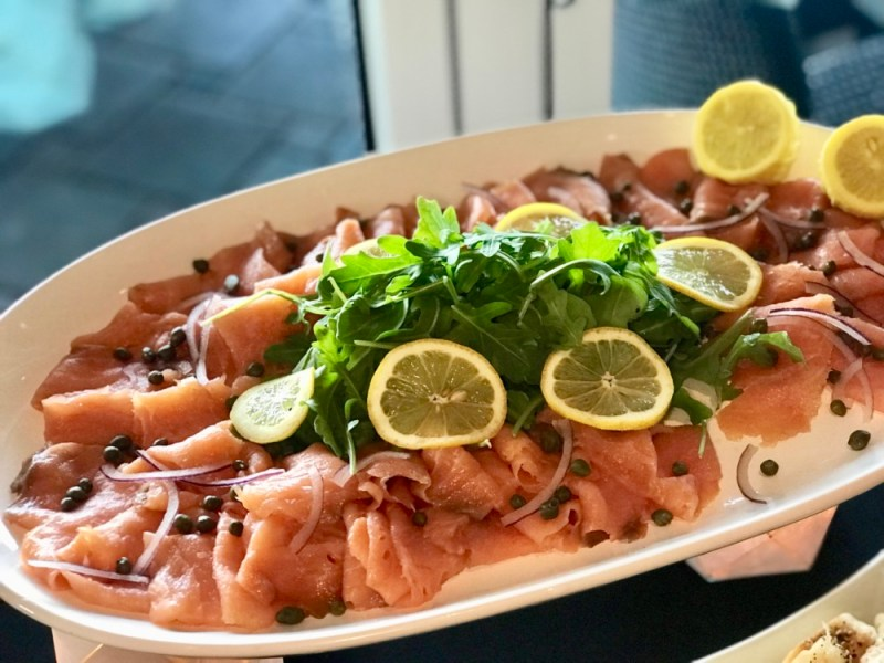 Oceans 234 Deerfield Beach Catering and Events, Smoked Salmon