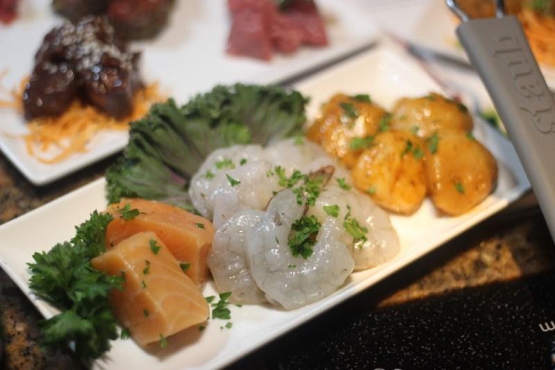 The Melting Pot Boca Raton, Seafood