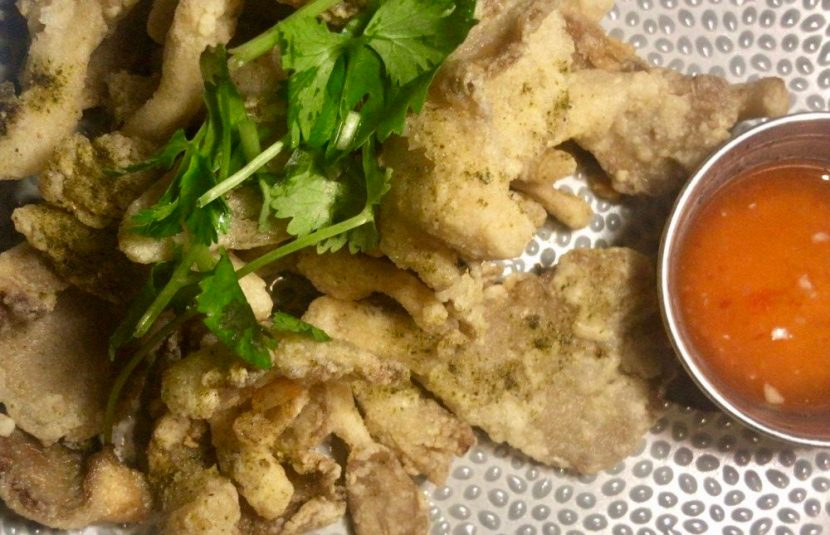 Planta South Beach, Chicken Fried Mushrooms