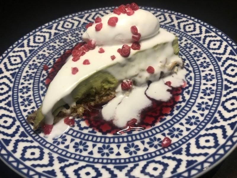 Planta South Beach, Cashew Avocado Lime Cheesecake