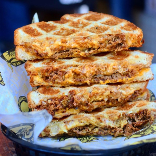 New York Grilled Cheese Boca, FDNY Melt