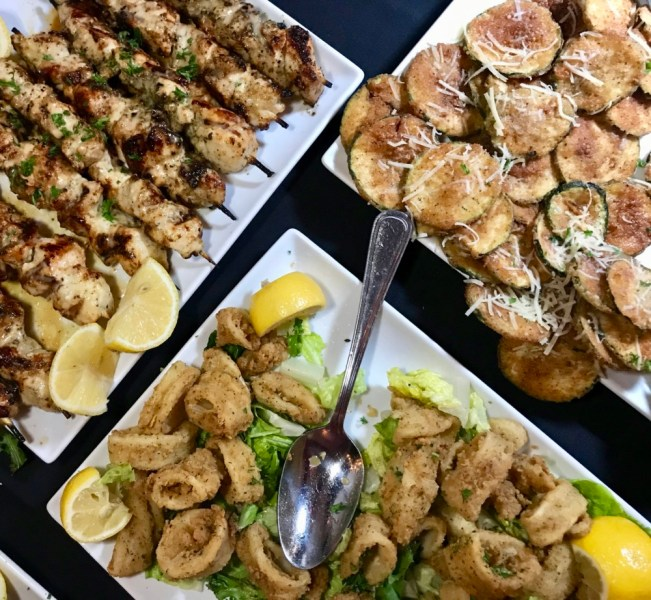Taverna Opa Delray Beach, Appetizers