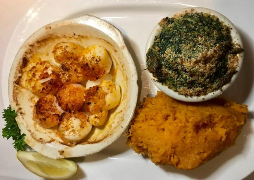 Ke'e Grill Boca Raton, Spinach Maria