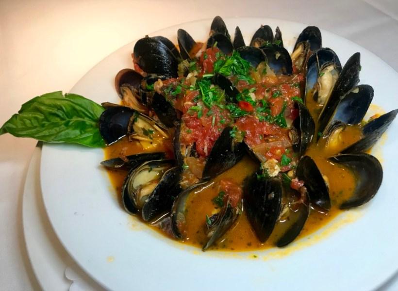 Ke'e Grill Boca Raton, Mussels Rustica
