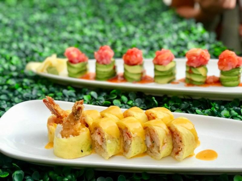 Saiko-i Sushi Lounge & Hibachi Boca Raton, Sushi